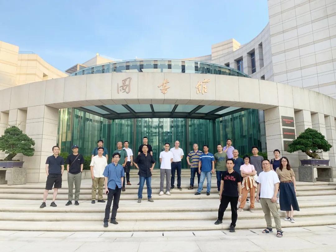 福建省美协水彩画艺委会在我校举办换届大会